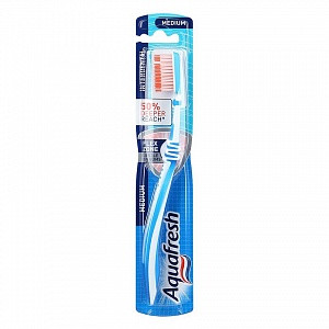 Aquafresh (Аквафреш) зубная щетка Interdental/Between Teeth Medium
